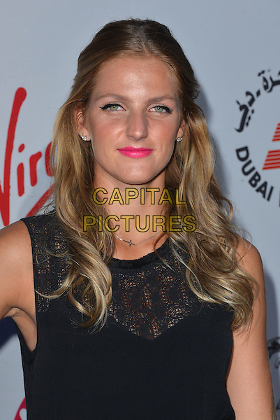Karolina Pliskova<br /> attending the WTA Pre-Wimbledon Party at  The Roof Gardens, Kensington, London England 25th June 2015.<br /> CAP/PL<br /> &copy;Phil Loftus/Capital Pictures