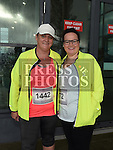 Emma and Helen Keegan who took part in the SOSAD 5K run. Photo:Colin Bell/pressphotos.ie