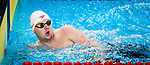 Lima, Peru -  30/August/2019 -   Tyson MacDonald competes in the men's 200m IM S14 at the Parapan Am Games in Lima, Peru. Photo: Dave Holland/Canadian Paralympic Committee.