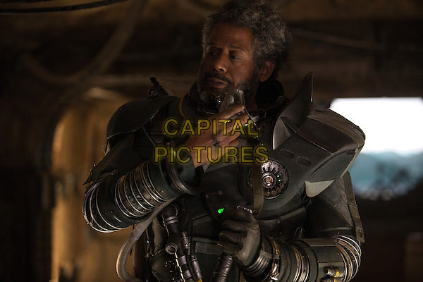Rogue One: A Star Wars Story (2016)<br /> Saw Gerrera (Forest Whitaker)<br /> *Filmstill - Editorial Use Only*<br /> CAP/KFS<br /> Image supplied by Capital Pictures