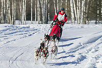 2004 Limited North American Championship. Sled dog races held annually in Fairbanks at the Dog Mushers Hall. Four to eight dog teams race from 4 to 10 mile sprint races.