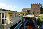 Chenillé-Changé (49) : Le Moulin à eau (sur la Mayenne).