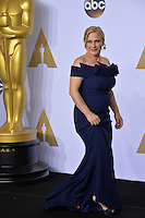 Patricia Arquette at the 88th Academy Awards at the Dolby Theatre, Hollywood.<br /> February 28, 2016  Los Angeles, CA<br /> Picture: Paul Smith / Featureflash