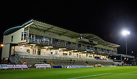 General view of the Stadium during the Sky Bet League 2 rearranged match between Bristol Rovers and Wycombe Wanderers at the Memorial Stadium, Bristol, England on 1 December 2015. Photo by Andy Rowland.