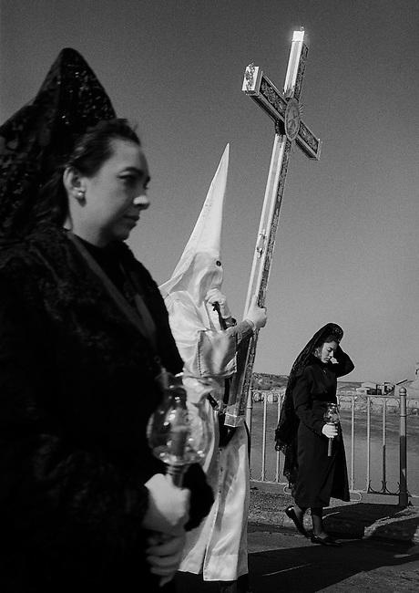 Semana Santa (Holy Week), Zamora, Spain. (please see gallery description).