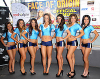 Face Of Origin, State Of Origin Footy Bikini Comp , Sydney.2nd July 2012. (c) TitoMedia.com