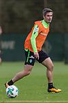 13.09.2017, Trainingsgelaende, Bremen, GER, 1.FBL, Training SV Werder Bremen<br /> <br /> im Bild<br /> Fin Bartels (Werder Bremen #22), <br /> <br /> Foto &copy; nordphoto / Ewert