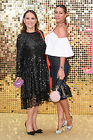 Arlene Phillips and daughter<br /> arrives for the World Premiere of &quot;Absolutely Fabulous: The Movie&quot; at the Odeon Leicester Square, London.<br /> <br /> <br /> &copy;Ash Knotek  D3137  29/06/2016