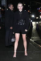 DEC 13 Diane Kruger at The Late Show With Stephen Colbert