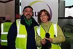 Gearoid and Angela Cahill at the Operation Transformation National Walk...Photo NEWSFILE/Jenny Matthews..(Photo credit should read Jenny Matthews/NEWSFILE)