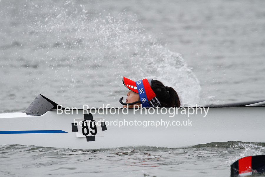 Crew: 89 - Kings Coll London  - W.NOV.4+ <br /> <br /> Henley Fours &amp; Eights Head 2017<br /> <br /> To purchase this photo, or to see pricing information for Prints and Downloads, click the blue 'Add to Cart' button at the top-right of the page.