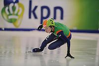 SHORTTRACK: AMSTERDAM: Jaap Edenbaan, 03-01-2015, NK Shorttrack, Lara van Ruijven, ©foto Martin de Jong