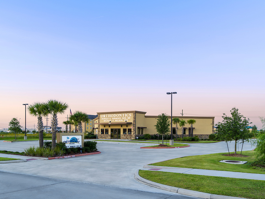 Gulf Coast Orthodontic Specialists - Port Arthur Office shot on location by JDrago Photography