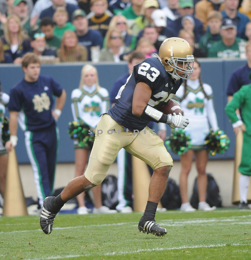 11-1-08 : PITTSBURGH @ NOTRE DAME,NOTRE DAME,        GOLDEN TATE