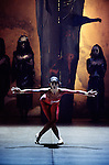 English National Ballet's production of Rite of Spring