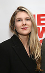 "Lily Rabe attends The New Group presents the New York Premiere Opening Night of David Rabe's for ""Good for Otto"" on March 8, 2018 at the Green Fig Urban Eatery,  in New York City."
