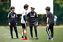 Soccer: Japan women's national team training camp 2019