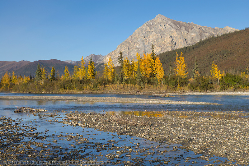 Mount Dillon, Koyukuk River, Arctic, Alaska