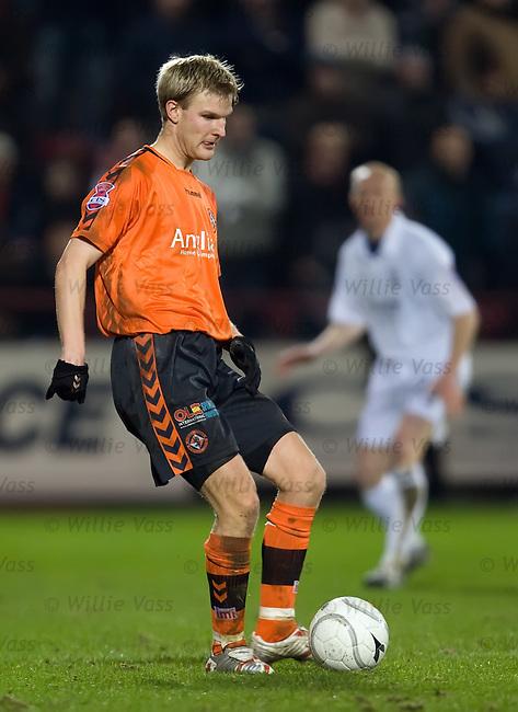 Christian Kalvenes, Dundee Utd