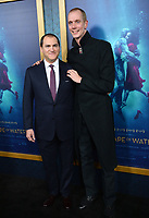 Michael Stuhlbarg &amp; Doug Jones at the Los Angeles premiere of &quot;The Shape of Water&quot; at the Academy of Motion Picture Arts &amp; Sciences, Beverly Hills, USA 15 Nov. 2017<br /> Picture: Paul Smith/Featureflash/SilverHub 0208 004 5359 sales@silverhubmedia.com