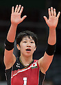 Miyu Nagaoka (JPN),<br /> AUGUST 8, 2016 - Volleyball : <br /> Women's Preliminary Pool A <br /> between Japan 3-0 Cameroon <br /> at Maracanazinho <br /> during the Rio 2016 Olympic Games in Rio de Janeiro, Brazil.<br /> (Photo by Enrico Calderoni/AFLO SPORT)