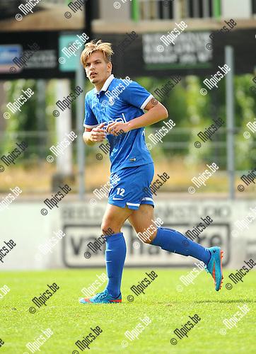 2015-07-19 / Voetbal / seizoen 2015-2016 / KVV Vosselaar / Stef Goossens<br /><br />Foto: Mpics.be