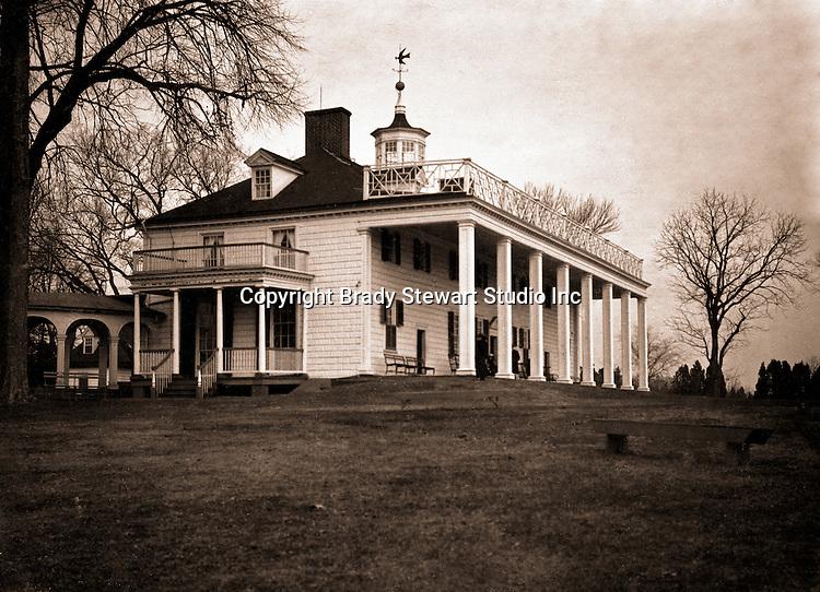 Mount Vernon Virginia:  George Washington's home - 1912