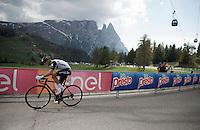 Kanstantsin Siutso (BLR/DimensionData)<br /> <br /> stage 15 (iTT): Castelrotto-Alpe di Siusi 10.8km<br /> 99th Giro d'Italia 2016