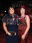 Breda Heeney and Michelle Mooney at the ABACAS Ball in the Westcourt Hotel. Photo:Colin Bell/pressphotos.ie