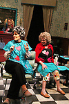 Liz Keifer - Guiding Light and General Hospital and Sally Mayes - Dress rehearsal on November 28, 2017 of Steel Magnolias performed at the Phillipstown Depot Theatre, Garrison, New York. (Photo by Sue Coflin/Max Photo)