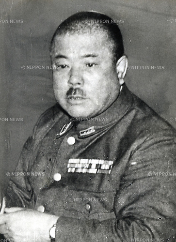 Undated - Tomoyuki Yamashita was a general of the Japanese Imperial Army during World War II.  (Photo by Kingendai Photo Library/AFLO)