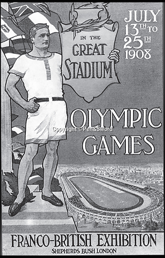 BNPS.co.uk (01202 558833)<br /> Pic: Pen&Sword/BNPS<br /> <br /> Captain Edmud Bury won a silver in racquets at the 1908 London Olympics, he died 5 December 1915 aged 31.<br /> <br /> During the First World War no fewer than 135 Olympians perished, including 50 Britons, according to new book, 'The Extinguished Flame'. <br /> <br /> Just as cricketers, footballers and rugby players from the day were called up for duty elite athletes too had to swap their spikes for military garb. <br /> <br /> While rival competitors from across the world should have been competing at the 1916 Olympic Games they were instead fighting on the battlefield.<br /> <br /> The most distinguished of all the Olympian casualties is the most highly decorated British officer of the First World War, Captain Noel Godfrey Chavasse, one of only three men to achieve two VC's.