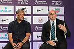 Mark Bright (L) and Mark Sutcliffe (R) attend the press conference for the Premier League Asia Trophy 2017 at the Grand Hyatt Hong Kong on 01 June 2017 in Hong Kong, China. Photo by Chris Wong / Power Sport Images.
