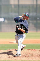 Josh Fields, Seattle Mariners 2010 minor league spring training..Photo by:  Bill Mitchell/Four Seam Images.