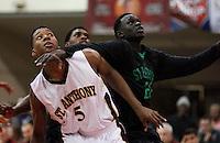 St. Anthony vs Patrick School boys basketball