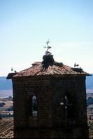 TRUJILLO- ESPAÑA- 08-07-2005. Arquitectura Trujillo, España. Trujillo's architecture, Spain.  (Photo: VizzorImage)....