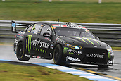 15th September 2017, Sandown Raceway, Melbourne, Australia; Wilson Security Sandown 500 Motor Racing; Cameron Waters (6) drives the Monster Energy Racing Ford Falcon FG-X during Supercars practice