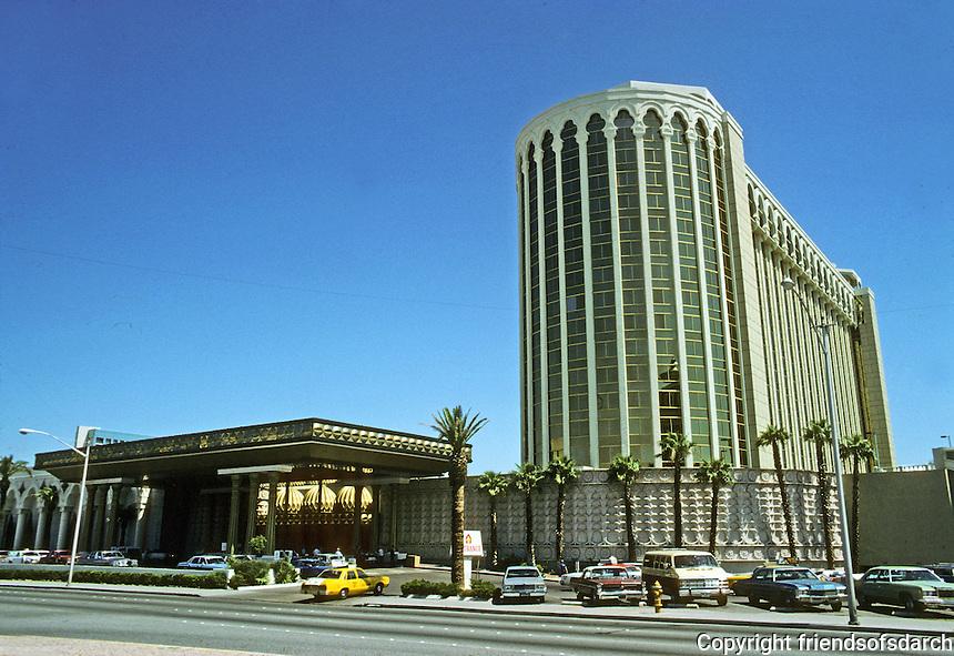 Las Vegas: The Alladin Hotel. PHoto '79.