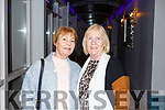 Sheila Costello (Killorglin) and Patsy Meehan (Listowel) enjoying a night out in the Rose Hotel on Saturday night.