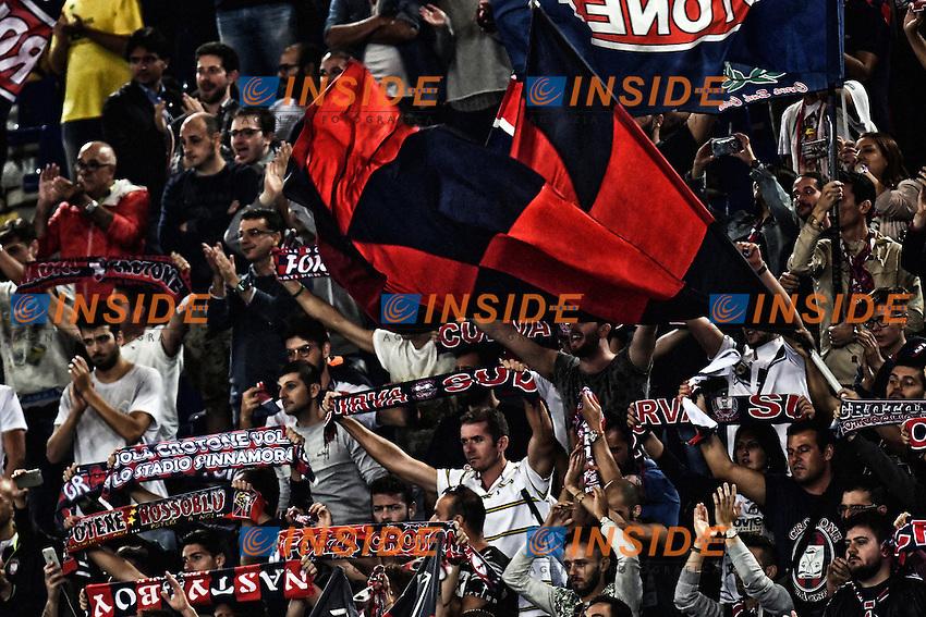 Tfisoi Crotone Supporters <br /> Roma 21-09-2016 Stadio Olimpico <br /> Football Calcio Serie A <br /> AS Roma - Crotone <br /> Foto Andrea Staccioli / Insidefoto