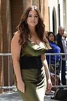 www.acepixs.com<br /> May 9, 2017 New York City<br /> <br /> Ashley Graham at The View on May 9, 2017 in New York City.<br /> <br /> Credit: Kristin Callahan/ACE Pictures<br /> <br /> Tel: (646) 769 0430<br /> e-mail: info@acepixs.com