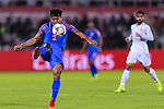 Salam Ranjan Singh of India in action during the AFC Asian Cup UAE 2019 Group A match between India (IND) and Bahrain (BHR) at Sharjah Stadium on 14 January 2019 in Sharjah, United Arab Emirates. Photo by Marcio Rodrigo Machado / Power Sport Images