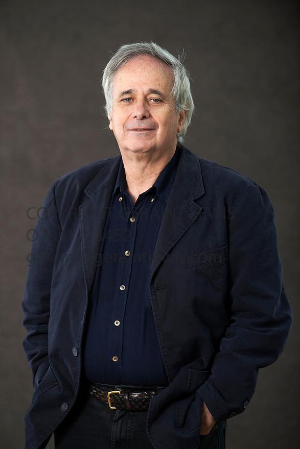 Ilan Pape, Israeli Historian and writer   at The Edinburgh International Book Festival   . Credit Geraint Lewis