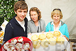 Enjoying Dingle Food festival on Saturday were from left: Cian O'Lorcain and Sharon Ni Chonchuir (Little Miss Cupcake Company) Brenda and Eileen Mhicgearailt (Piog Pies).