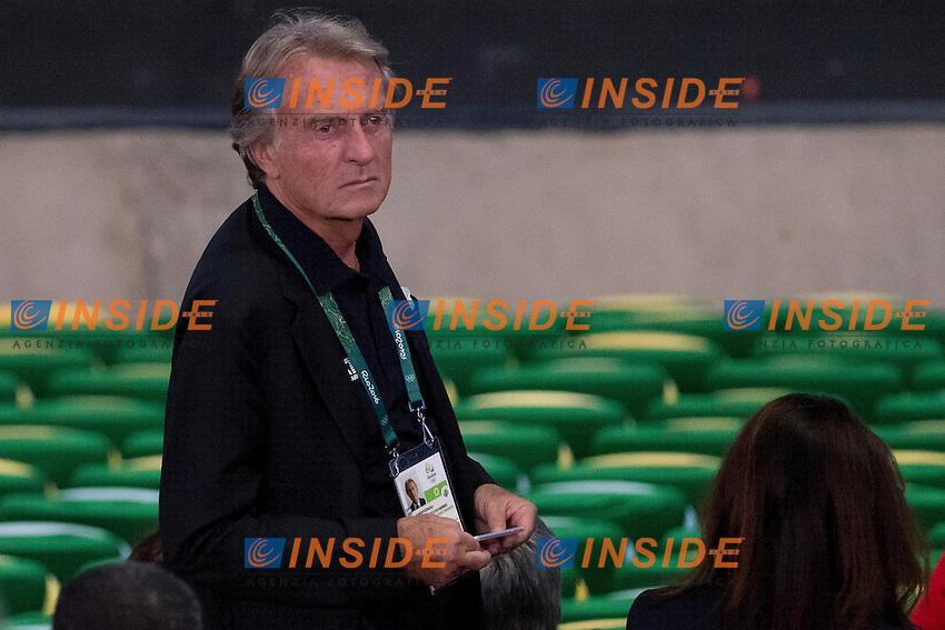 Luca Montezemolo presidente di Roma2024<br /> Rio de Janeiro 06-08-2016 XXXI Olympic Games <br /> Maracana' Stadium <br /> Opening Ceremony 05/08/2016<br /> Photo Giorgio Scala/Deepbluemedia/Insidefoto