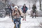 MC 1.23.18 Snow 03.JPG by Matt Cashore/University of Notre Dame
