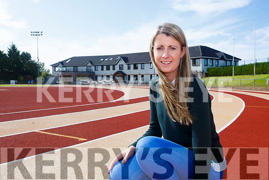 New manager Hazel Byrne, An Riocht Castleisland
