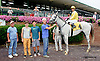 Back For Dinner winning at Delaware Park on 8/5/14