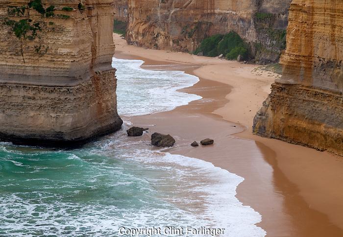 Twelve Apostle area, Port Campbell National Park, along the Great Ocean Road, Victoria, Australia