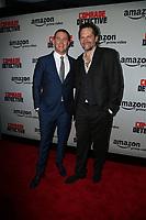 03 Augst 2017 - Hollywood, California - Florin Piersic Jr., Channing Tatum. Premiere Of Amazon's 'Comrade Detective' held at ArcLight Hollywood. Photo Credit: PMA/AdMedia